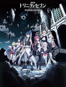 Trinity Seven Movie Eternity Library to Alchemic Girl